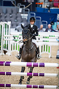 Stephanie Holmen - Cash du Talus<br /> Gothenburg Horse Show 2019<br /> &copy; DigiShots