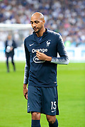 Steven Nzonzi (FRA) during the UEFA Nations League, League A, Group 1 football match between France and Netherlands on September 9, 2018 at Stade de France stadium in Saint-Denis near Paris, France - Photo Stephane Allaman / ProSportsImages / DPPI