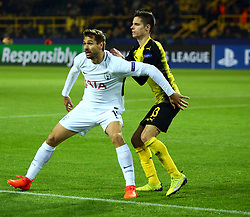 November 21, 2017 - Dortmund, Germany - Tottenham Hotspur's Fernando Llorente.during UEFA Champion League Group H Borussia Dortmund between Tottenham Hotspur played at Westfalenstadion, Dortmund, Germany 21 Nov 2017  (Credit Image: © Kieran Galvin/NurPhoto via ZUMA Press)