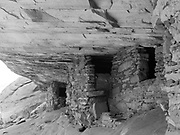 "Image of the Anasazi ""House on Fire"" ruins."