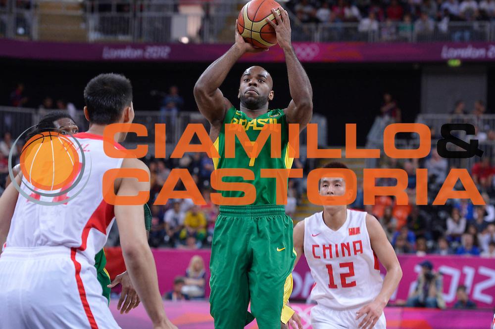 DESCRIZIONE : London Londra Olympic Games Olimpiadi 2012 Men Preliminary Round China Brazil Cina Brasile<br /> GIOCATORE : Larry TAYLOR <br /> CATEGORIA : <br /> SQUADRA : Brazil Brasile<br /> EVENTO : Olympic Games Olimpiadi 2012<br /> GARA : China Russia Cina Russia<br /> DATA : 04/08/2012<br /> SPORT : Pallacanestro <br /> AUTORE : Agenzia Ciamillo-Castoria/M.Marchi<br /> Galleria : London Londra Olympic Games Olimpiadi 2012 <br /> Fotonotizia : London Londra Olympic Games Olimpiadi 2012 Men Preliminary Round China Brazil Cina Brasile<br /> Predefinita :
