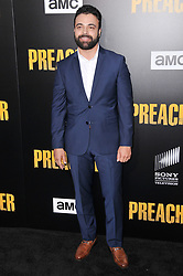 """James Martinez arrives at AMC's """"Preacher"""" Season 2 Premiere Screening held at the Theater at the Ace Hotel in Los Angeles, CA on Tuesday, June 20, 2017.  (Photo By Sthanlee B. Mirador) *** Please Use Credit from Credit Field ***"""