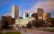 This picture shows the Denver skyscrapers from Civic Center Park.<br /> <br /> Camera <br /> NIKON D5000<br /> Lens <br /> 18.0-55.0 mm f/3.5-5.6<br /> Focal Length <br /> 24<br /> Shutter Speed <br /> 1/30<br /> Aperture <br /> 4<br /> ISO <br /> 200