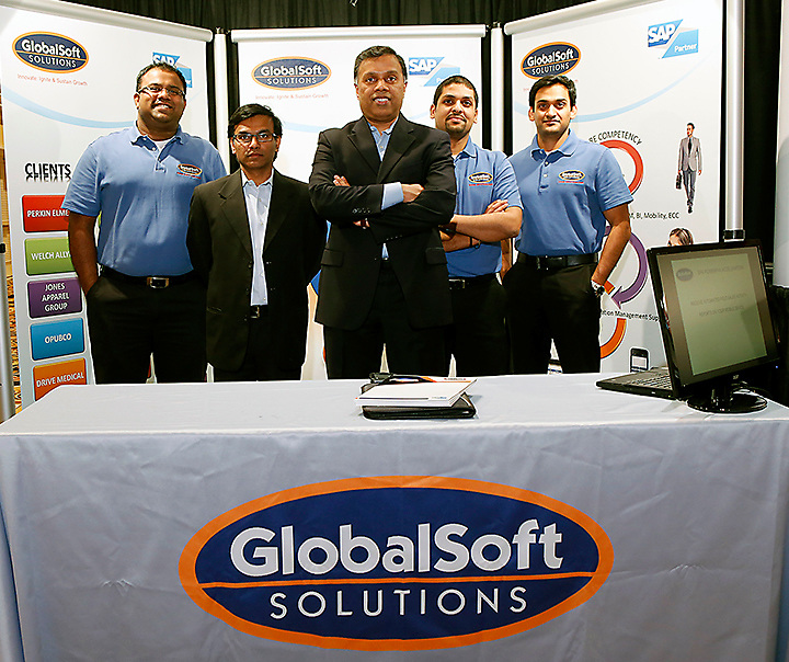 GlobaSoft Solutions team.