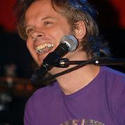 NLD/Amsterdam/20060312 - Uitreiking 3FM awards 2006, Optreden BLOF, gitarist