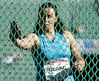 Friidrett , 5. juni 2010 , Bislett Games , Diamond League ,<br /> <br /> <br /> Zaneta Glanc , POL