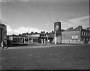 Corrigans Garage, Lucan<br /> 13/07/1959
