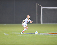 Ole Miss' Melissa Capocaccia (18) vs. Jackson State in NCAA Soccer Tournament in Oxford, Miss. on Friday, November 15, 2013. Ole Miss won 9-0.