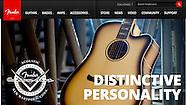 Fender Guitar | Guild Guitar tear sheets