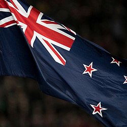 Kiwi Flag during game 7 of the British and Irish Lions 2017 Tour of New Zealand, the first Test match between  The All Blacks and British and Irish Lions, Eden Park, Auckland, Saturday 24th June 2017<br /> (Photo by Kevin Booth Steve Haag Sports)<br /> <br /> Images for social media must have consent from Steve Haag