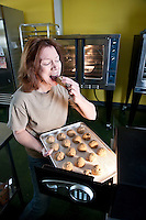 #22 Save Dough<br /> &lt;br&gt;<br /> Linda Daniels, Baker<br /> &lt;P&gt;<br /> As the proprietor of the wheat-less bakery Free Range Cookies, Linda has an intimate understanding of dough.
