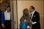 JAMES BROWN; LANA CHICHINA, PRINCE DIMITRI  LOBANOV-ROSTOVSKY; The St. Petersburg Ball. In aid of the Children's Burns Trust. The Landmark Hotel. Marylebone Rd. London. 14 February 2015. Less costs  all income from print sales and downloads will be donated to the Children's Burns Trust.