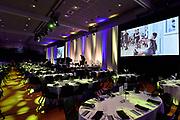 NZIS Graduation at Shed 6, Wellington, New Zealand on Tuesday 12 December 2017. <br /> Photo by Masanori Udagawa. <br /> www.photowellington.photoshelter.com