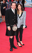 22-09-14: 'What We Did on Our Holiday' - <br /> World Premiere, Ben Miller arrives<br /> ©Exclusivepix