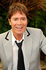 File photo - Sir Cliff Richard home being searched by police in connection with a sexual allegation