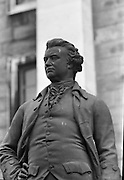 Edmund Burke at Trinity College, Dublin..28.02.1962