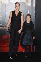 Amanda Abbington; Millie Innes Specsavers Crime Thriller Awards, Grosvenor House Hotel, London, UK. 07 October 2011. Contact: Rich@Piqtured.com +44(0)7941 079620 (Picture by Richard Goldschmidt)