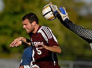 DeSmet Jesuit HS vs Parkway Central HS boys' soccer