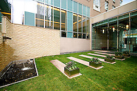 Courtyard at 243 West 60th Street