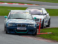 #11 Nick WILLIAMSON BMW E46  during K-Tec Racing Clio 182 Championship as part of the 750 Motor Club at Oulton Park, Little Budworth, Cheshire, United Kingdom. April 14 2018. World Copyright Peter Taylor/PSP.