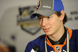 The 2012 NHL Entry Draft in Pittsburgh. PA on Saturday June 23, 2012. Photo by Aaron Bell/CHL Images