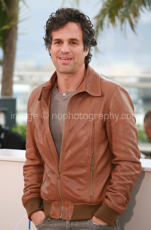 Actor Marc Ruffalo at the photo call for the film Foxcatcher at the 67th Cannes Film Festival, Monday 19th May 2014, Cannes, France.