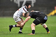 Swansea v Neath   - Mandatory by-line: Craig Thomas/Replay images - 22/09/2018 - RUGBY - St.Helens - Swansea, Wales - Swansea v Neath - Principality Premiership