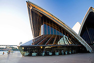 "Guillaume at Bennelong, is situated in the southern most shell of the Sydney Opera House.  Diners sit beneath Jorn Utzon's vaulted concrete ""ribs."" Both the restaurant and the bar offer spectacular views of Sydney Harbour, the city, the Harbour Bridge, Sydney Botanic Gardens and the Circular Quay."