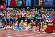 Ermsley Carr Mile during the Muller Anniversary Games 2019 at the London Stadium, London, England on 21 July 2019.
