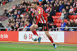 March 2, 2019 - Sunderland, England, United Kingdom - Sunderland's Aidan McGeady during the Sky Bet League 1 match between Sunderland and Plymouth Argyle at the Stadium Of Light, Sunderland on Saturday 2nd March 2019. (Credit Image: © Mi News/NurPhoto via ZUMA Press)