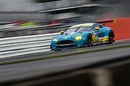 Aston Martin Racing  |  Aston Martin Vantage  |  Jonny Adam  |  Darren Turner  |  Daniel Serra | FIA World Endurance Championship | Silverstone | 15 April 2017 | Photo: Jurek Biegus