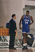 Fabriano 1994 Nazionale Sperimentale<br /> marcelo damiao, ettore messina