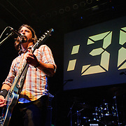 Washington, D.C. - May 31, 2010:  Surprise guest Dave Grohl performs at the 30th Anniversary concert at the legendary 9:30 Club. (Photo by Kyle Gustafson/For The Washington Post)