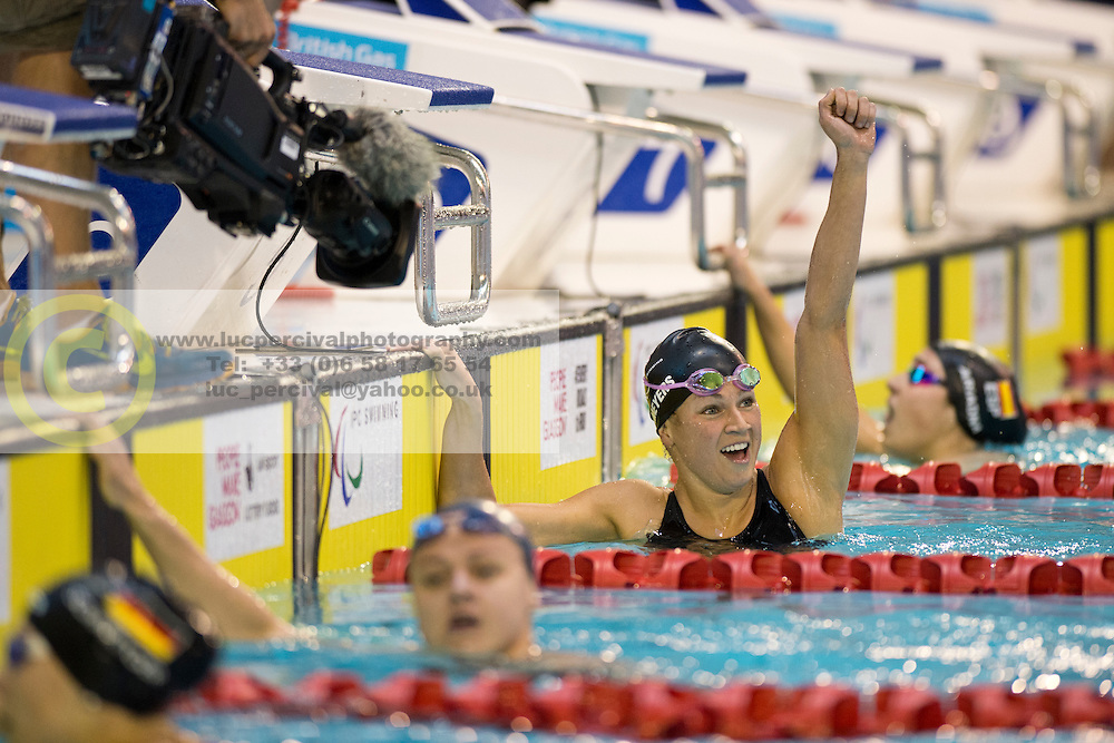 MEYERS Rebecca USA at 2015 IPC Swimming World Championships -  Women's 400m Freestyle S13