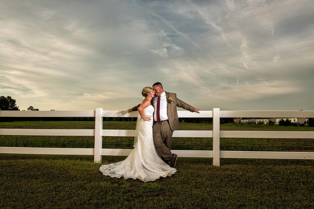 Brant and Alexis Wedding   Greenville NC Photographers