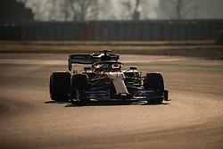 February 21, 2019 - Montmelo, BARCELONA, Spain - SPAIN, BARCELONA, Circuit de Barcelona Catalunya,21 February. #4 Lando NORRIS driver of McLaren F1 Team during the winter test at Circuit de Barcelona Catalunya. (Credit Image: © AFP7 via ZUMA Wire)