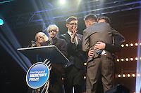 Barclaycard Mercury Prize Albums of the Year 2012.Thursday, Nov 1, 2012 (Photo/John Marshall JME)
