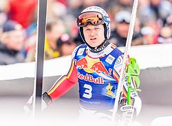 25.01.2020, Streif, Kitzbühel, AUT, FIS Weltcup Ski Alpin, Abfahrt, Herren, im Bild Thomas Dressen (GER) // Thomas Dressen of Germany reacts after the men's downhill of FIS Ski Alpine World Cup at the Streif in Kitzbühel, Austria on 2020/01/25. EXPA Pictures © 2020, PhotoCredit: EXPA/ Stefan Adelsberger