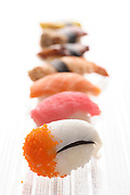 Sushi & Japanese Food - Food & Beverage Photography - Toronto