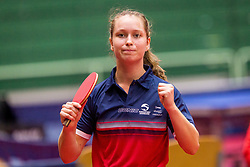 WALLOE Sophie Amanda during day 3 of 15th EPINT tournament - European Table Tennis Championships for the Disabled 2017, at Arena Tri Lilije, Lasko, Slovenia, on September 30, 2017. Photo by Ziga Zupan / Sportida