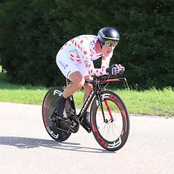 31-08-2017: Wielrennen: Boels Ladies Tour: Roosendaal  <br />Natalie van Gogh