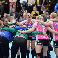 2019-10-16: Nykøbing F. - Silkeborg-Voel KFUM - HTH Ligaen 2019-2020