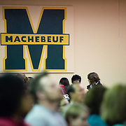 Bishop Machebeuf Orientation