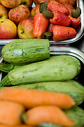 Belo Horizonte_MG, Brasil...Festival Gastronomico Sabor e Saber, na foto detalhe de frutas e verduras...The Gastronomic Festival  Sabor e Saber, in this photo some fruits and vegetables...Foto: BRUNO MAGALHAES / NITRO