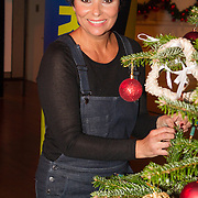 NLD/Hilversum/20151207- Sky Radio's Christmas Tree for Charity, Dyanne Beekman