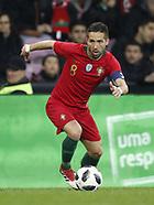 Portugal v Netherlands - 28 Mar 2018