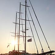 NLD/Amsterdam/20130705 - Presentatie Johnnie Walker Voyager - Jan Taminiau coctail,