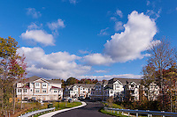 Exterior Image of the Reserve at Riverside Phase 2 apartments by Jeffrey Sauers of Commercial Photographics, Architectural Photo Artistry in Washington DC, Virginia to Florida and PA to New England