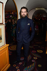 JACK GUINNESS at a 1970's themed party as part of Annabel's 50th anniversary celebrations, held at Annabel's, Berkeley Square, London on 24th September 2013.