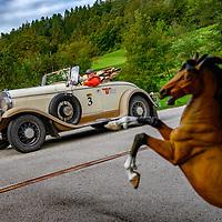 Car 3 Josef Dillier / Heidi Dillier